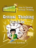 Critical Thinking Junkie