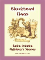 BLOCKHEAD HANS - An Austrian Children's Story