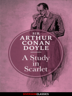A Study in Scarlet (Diversion Classics)