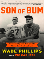 Son of Bum: Lessons My Dad Taught Me About Football and Life