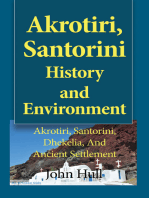 Akrotiri, Santorini History and Environment