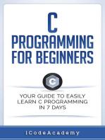 C Programming for Beginners