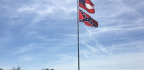 Feeling Kinship With The South, Northerners Let Their Confederate Flags Fly