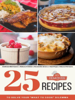 25 SoDelicious Recipes