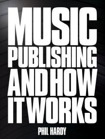 Nickels & Dimes: Music Publishing & It's Administration in the Modern Age