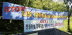 Korean Village's Message To THAAD Missile Defense System