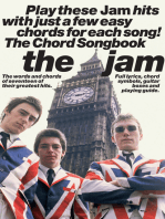 The Jam Chord Songbook