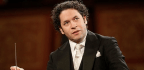 Gustavo Dudamel Addresses Venezuela's Leaders