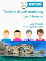 Tecniche di Web Marketing per il Turismo