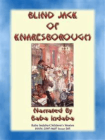 BLIND JACK OF KNARESBOROUGH – A True English Children's Story