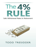 The 4% Rule and Safe Withdrawal Rates in Retirement