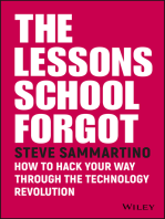 The Lessons School Forgot