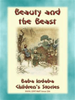 BEAUTY AND THE BEAST - A Classic Fairy Tale