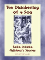 THE DISINHERITING OF A SON - A Ghostly tale from Old England