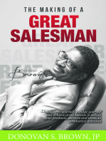 The Making of a Great Salesman