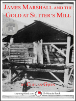 James Marshall and the Gold at Sutter's Mill