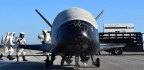 The Air Force Wants You to Know About Its Secret Robotic Spacecraft, the X-37B