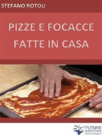 Pizze e focacce fatte in casa