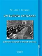Un'Europa vaticana?