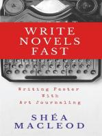 Write Novels Fast