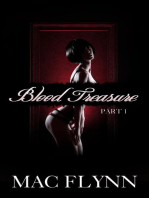 Blood Treasure #1 (New Adult Vampire Romance)