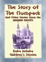 THE STORY OF THE HUMPBACK - A Children's Story from 1001 Arabian Nights