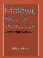 Malawi, Road to Democracy