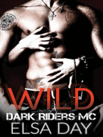 Wild (Dark Riders Motorcycle Club Vol. 1)