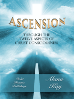 Ascension Through the Twelve Aspects of Christ Consciousness