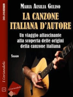 La canzone italiana d'autore