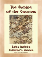 THE FAMINE OF THE GNOMES - A Norse Children's Story