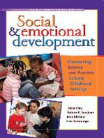 Social & Emotional Development