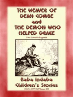 THE WEAVER OF DEAN COMBE and THE DEMON WHO HELPED DRAKE - Two Legends of Cornwall