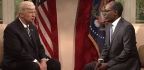 Is Trump Breaking Saturday Night Live?