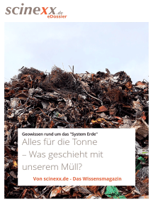 Alles für die Tonne: Was geschieht mit unserem Müll?