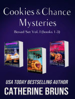 Cookies & Chance Mysteries Boxed Set (Books 1-3)