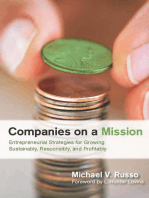 Companies on a Mission