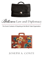 Between Law and Diplomacy