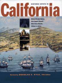 Historic Spots in California: Fifth Edition