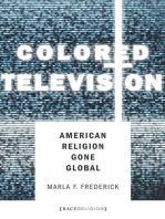 Colored Television: American Religion Gone Global