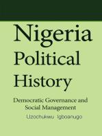 Nigeria Political History
