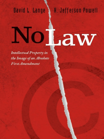 No Law: Intellectual Property in the Image of an Absolute First Amendment
