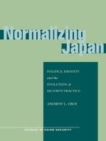 Normalizing Japan