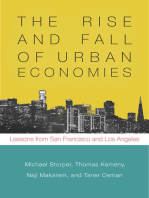 The Rise and Fall of Urban Economies
