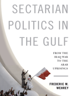 Sectarian Politics in the Gulf