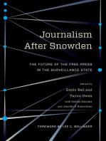 Journalism After Snowden