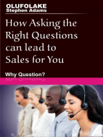 How Asking The Right Questions Can Lead To Sales For You