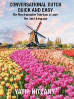 Conversational Dutch Quick and Easy