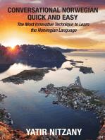Conversational Norwegian Quick and Easy