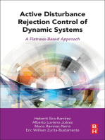 Active Disturbance Rejection Control of Dynamic Systems: A Flatness Based Approach